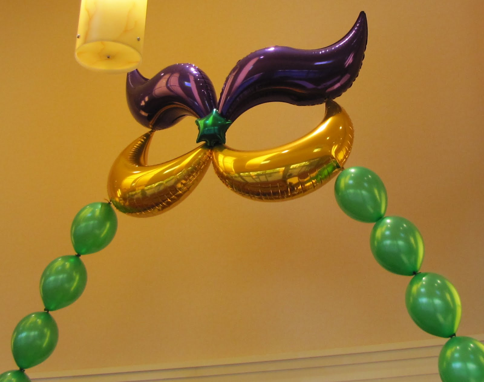 Party People Event Decorating Company Mardi Gras Prom