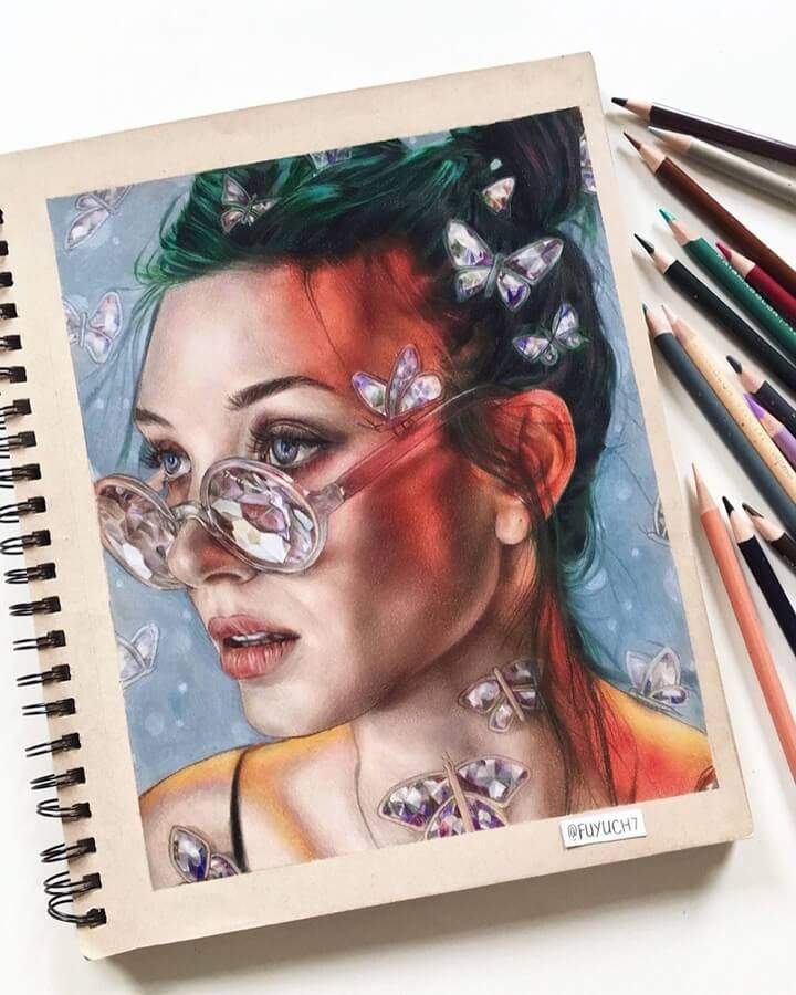 06-Diamond-glasses-and-butterflies-Vicky-www-designstack-co
