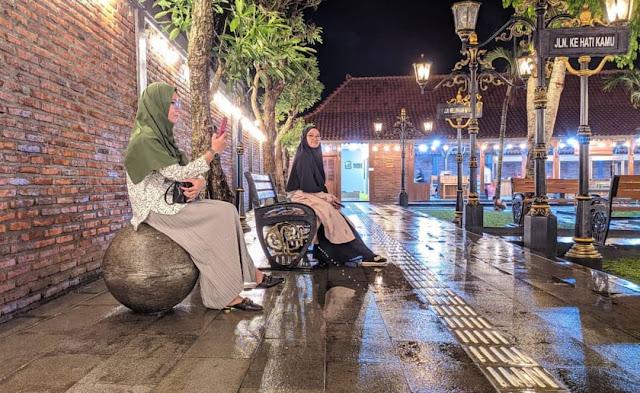 Kampung Kuliner Kroya Kabupaten Cilacap Jawa Tengah