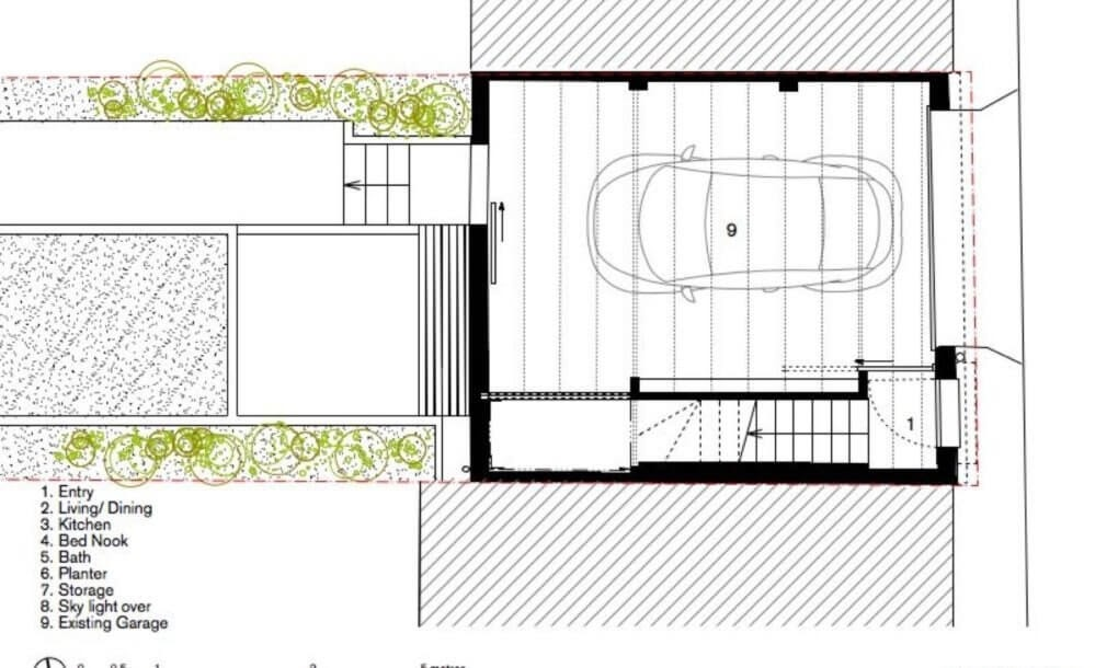 04-Ground-Floor-Layout-M-W-Architects-Sustainable-Architecture-with-the-Garage-Top-Studio-www-designstack-co
