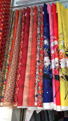 mua vải áo dài ở bình dương