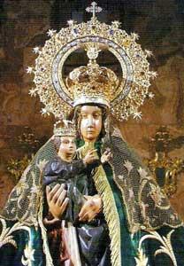 La patrona de Almería celebrará unos atípicos cultos en su honor.