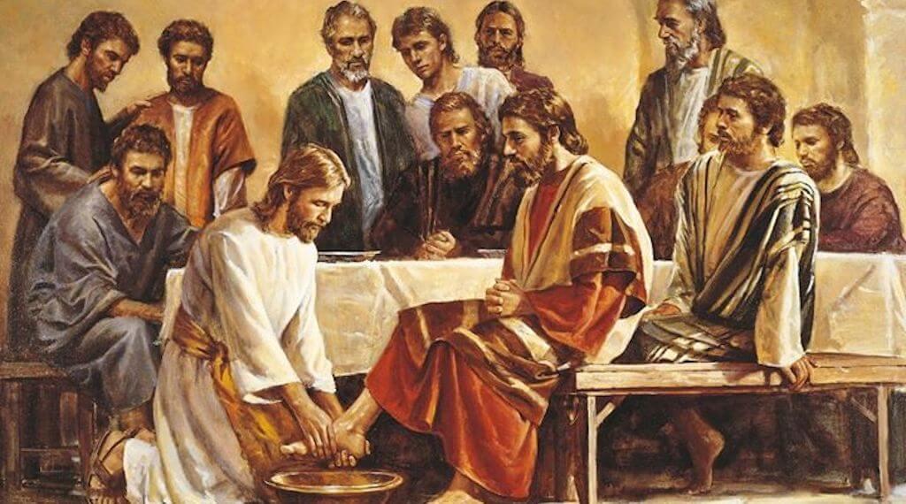 """Refleksi """"The Last Supper"""" (Malam Perjamuan Tuhan): Kristus, Sang Teladan Kasih"""