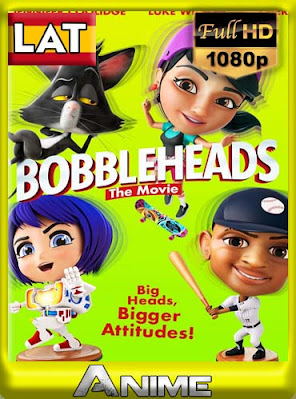 Bobbleheads: The Movie (2020) 1080p WEB-DL Latino [GoogleDrive] BerlinHD