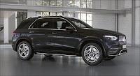 Dòng xe Mercedes GLE 450 4MATIC 2021