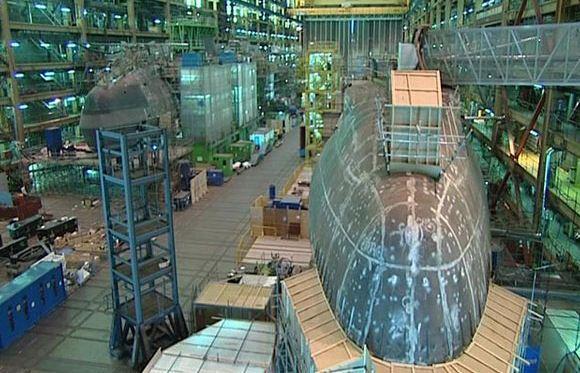 Pabrik kapal selam Inggris