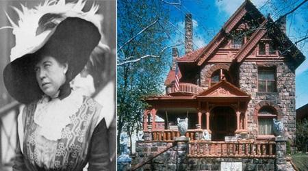Rumah Margareth Molly Brown yang Penuh Misteri