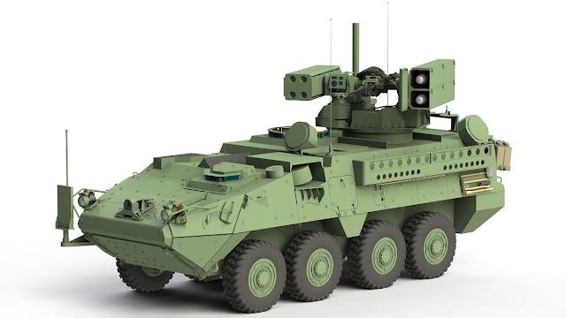Quân đội Hoa Kỳ sẽ nhận được 5 Thiết giáp phòng không tầm ngắn đầu tiên vào tháng 10