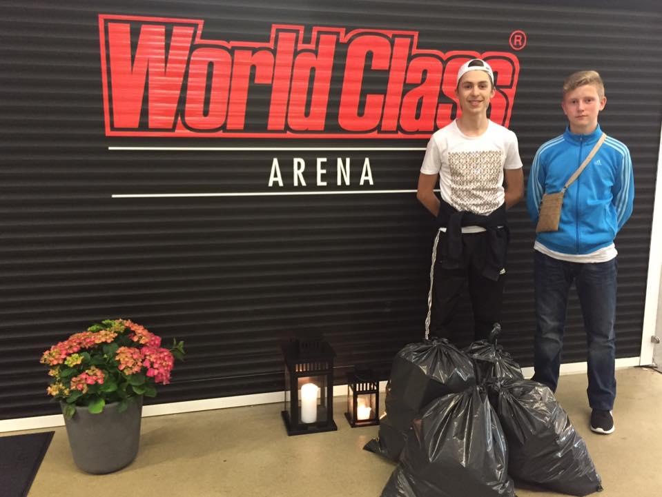 world class gym västerås öppettider