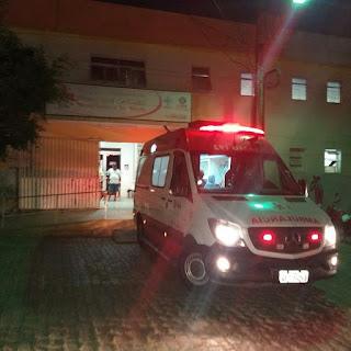 Duas mulheres ficam feridas, após moto estourar pneu na BR 104, em Cuité