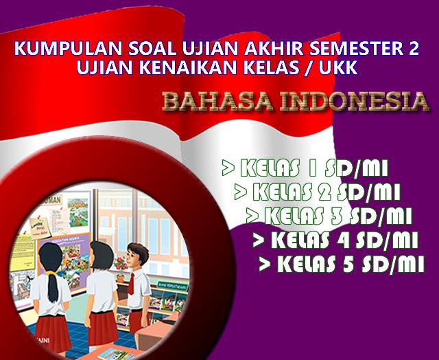 Download Soal Pkn Sd Kelas 2 Semester 2 Lacraig