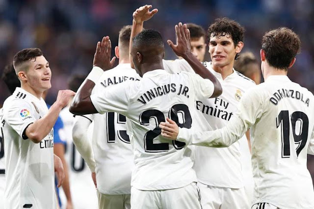أول الراحلين عن ريال مدريد