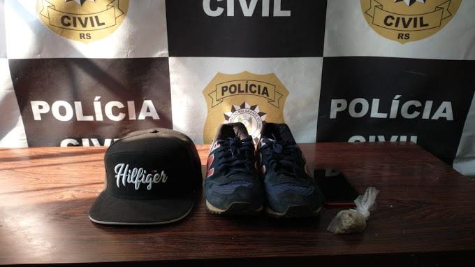 Polícia Civil prende acusado de matar Gabriel Rodrigues