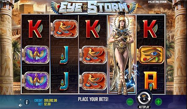 Main Slot Gratis Indonesia - Eye of the Storm (Pragmatic Play)