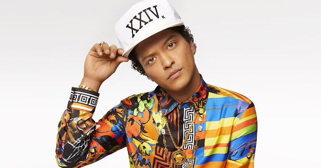 Bruno Mars' 24K Magic is Oro de 24K