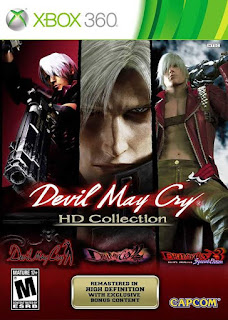 Devil May Cry HD Collection Xbox 360 Torrent