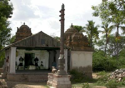 Paranjothi Eswarar Temple Thanjakkur Sivaganga