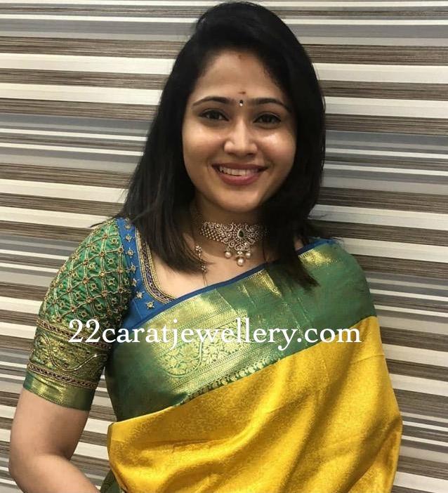 Priya Atlee Simple Choker