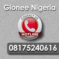 Gionee Nigeria phone number