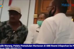 AJI Bersama LBH Pers Sikapi dan Kawal Kasus Pemukulan Wartawan Malukunews.co, Yasmin Bally