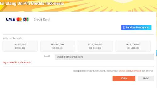 Credits Card