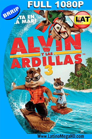 Alvin Y Las Ardillas 3 (2011) Latino Full HD 1080P ()