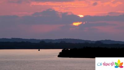 اجمل جزر كينيا