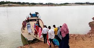 সুনামগঞ্জে একটি সেতুর জন্য লক্ষাধিক মানুষের দুর্ভোগ