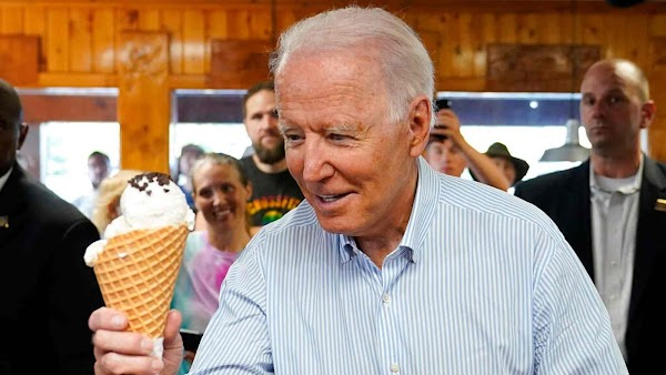 'America Together' but apart: Biden, first lady, VP, go separate ways for July 4 weekend