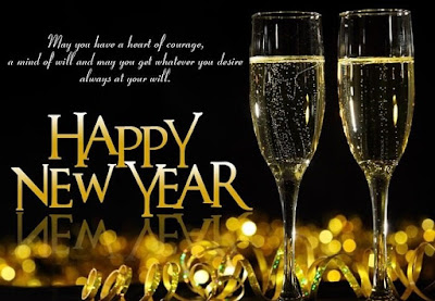 HD Live Wallpapers of New Year Wishes