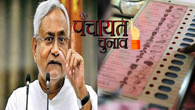 बिहार पंचायत चुनाव को लेकर बड़ी खबर, पढ़ें 5 बड़ी बातें? ~ HappyNews