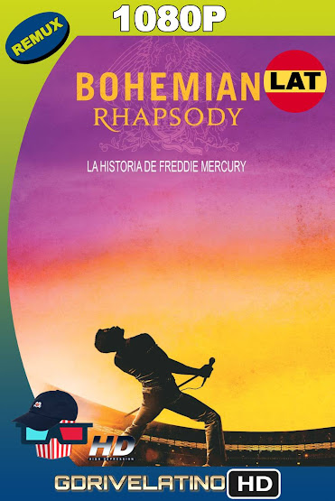 Bohemian Rhapsody (2018) BDRemux 1080p Latino-Ingles MKV