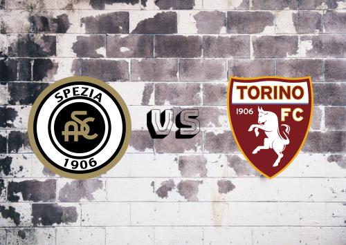 Spezia vs Torino  Resumen