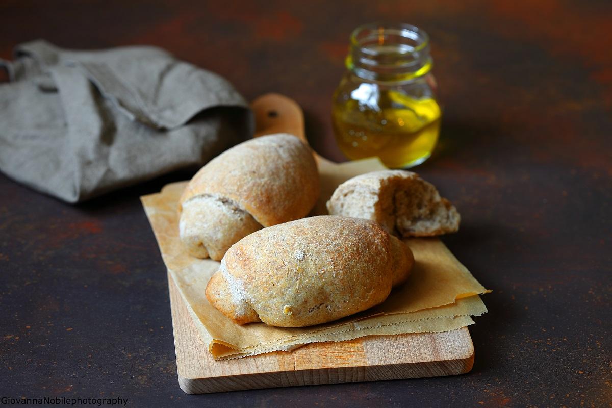 Panini all'olio extravergine di oliva