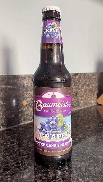 Baumeister Grape Soda