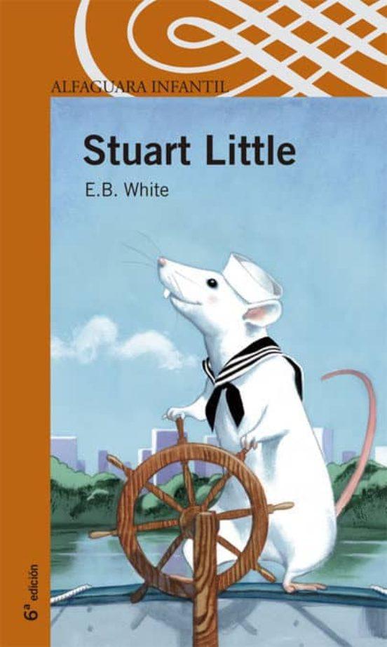 Ejemplo de reseña literaria - ¿Caballero, Stuart Little?