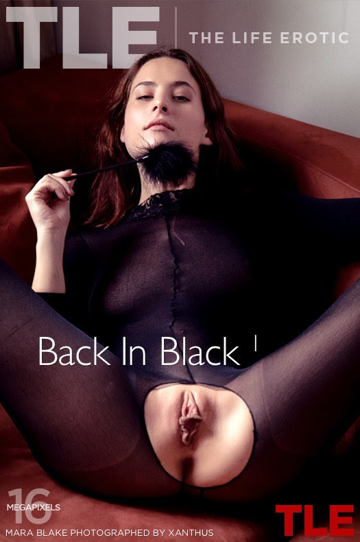 [TheLifeErotic] Mara Blake - Back In Black thelifeerotic 03270