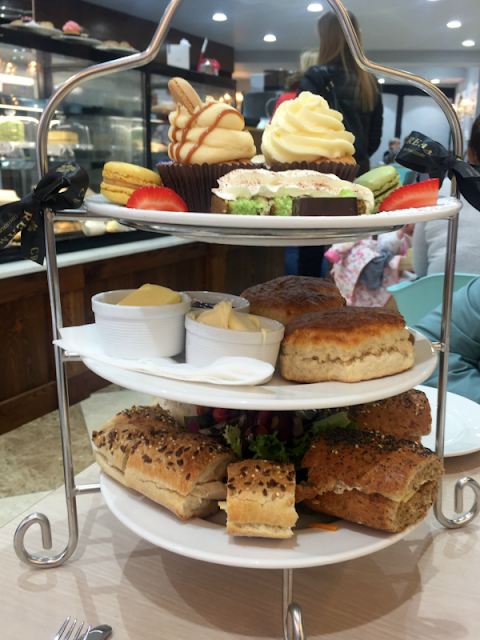 its time for afternoon tea at creams british luxury