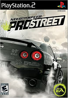 Download Need for Speed - ProStreet PS2 ISO