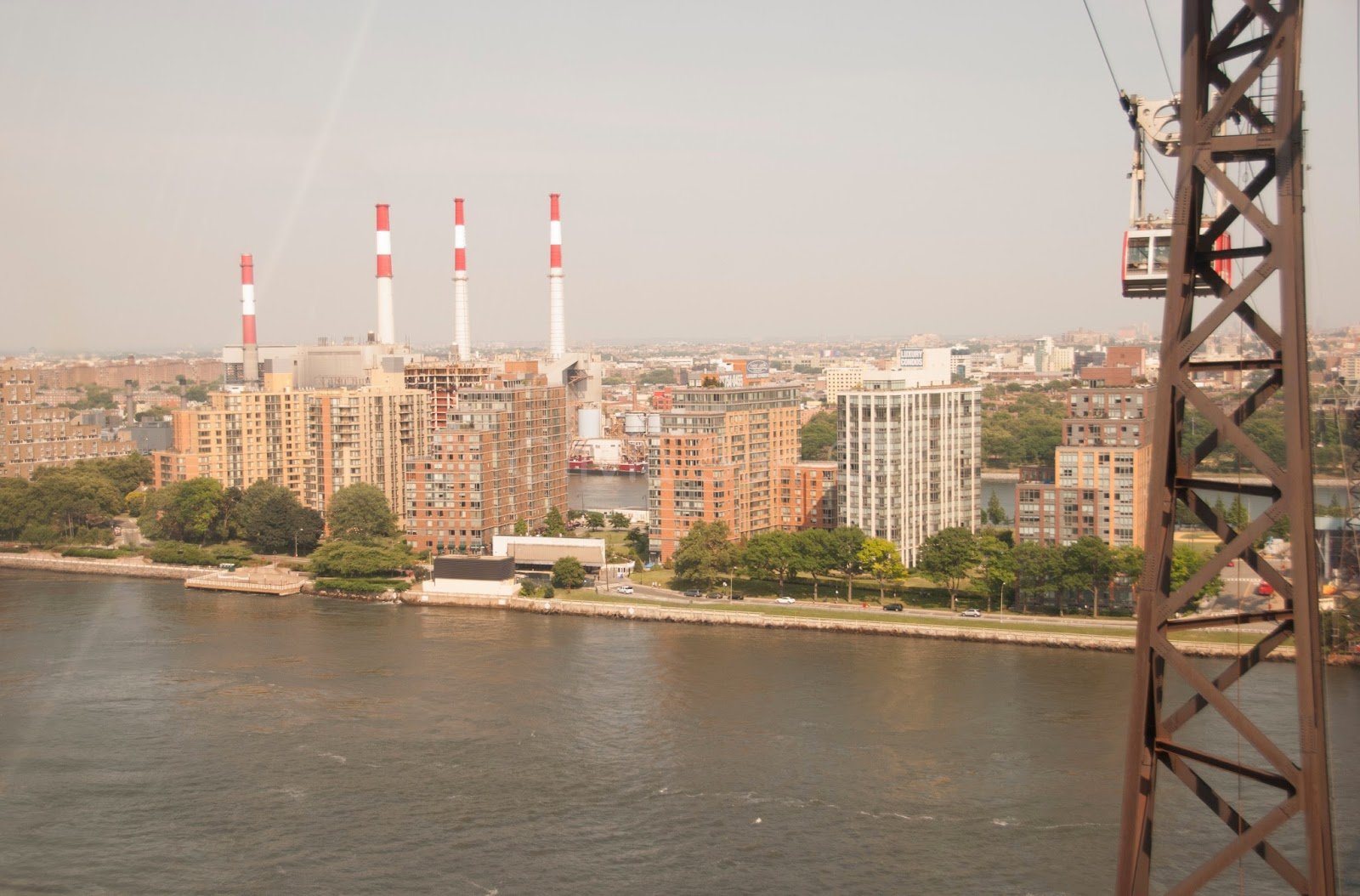 roosevelt island, new york city, usa