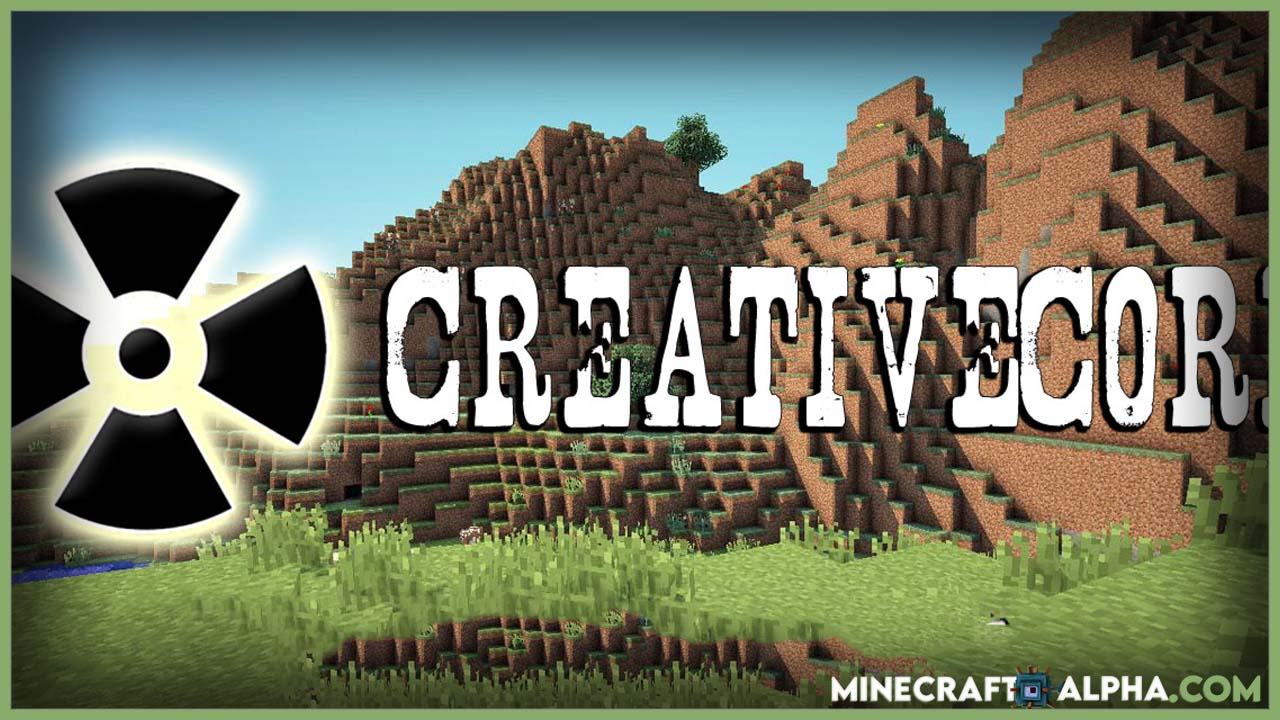 Minecraft CreativeCore 1.17.1 (Library for CreativeMD's Mods)