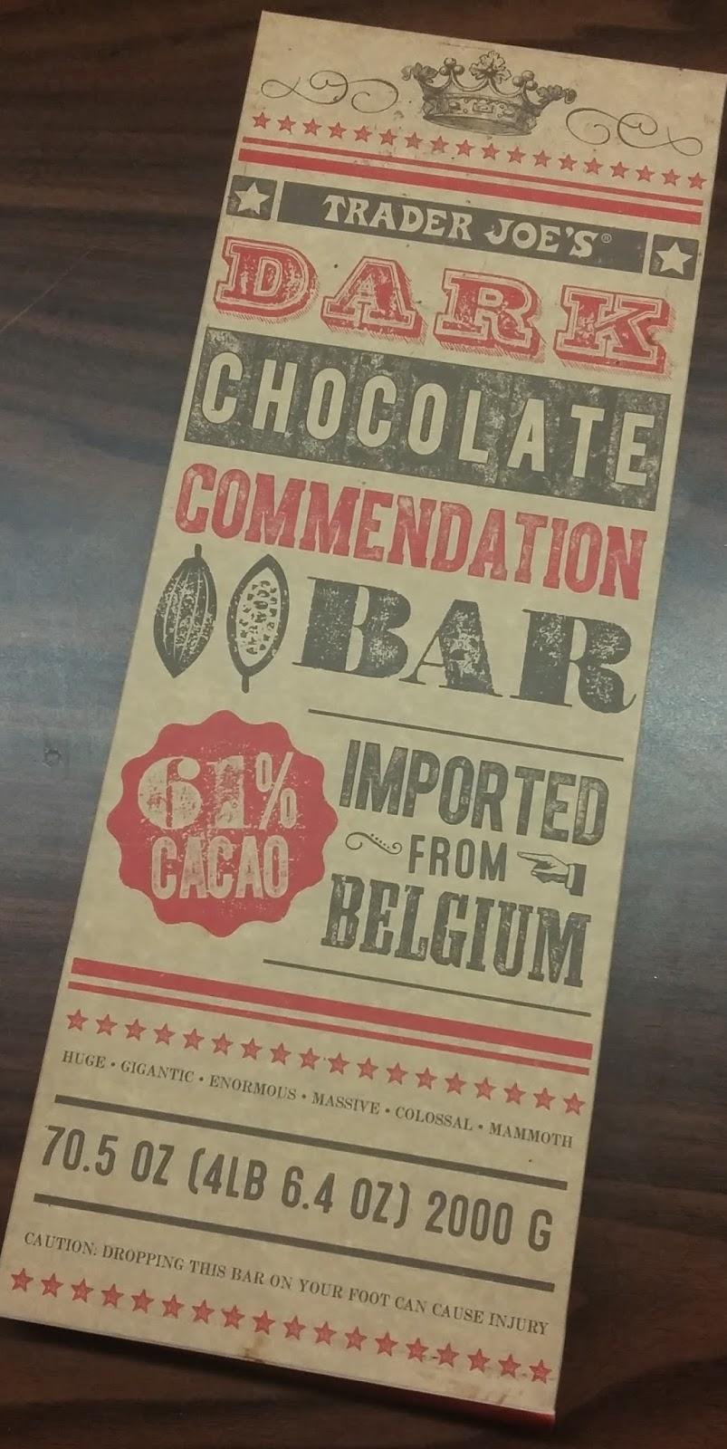 What's Good at Trader Joe's?: Trader Joe's Dark Chocolate ...