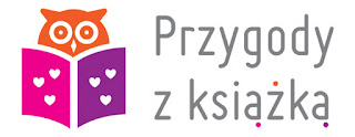 przygody z książką , logo