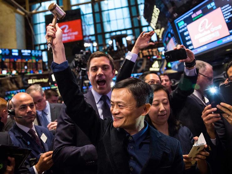 Jack Ma se convierte en la persona más rica de China
