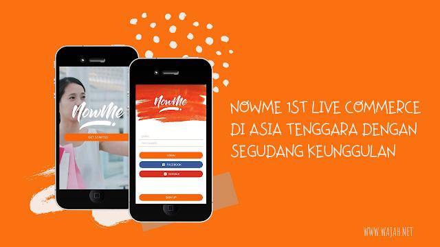 review aplikasi nowme