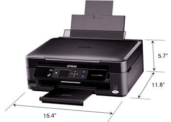 Epson NX330 Resetter