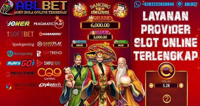 3 Layanan Game Slot Online Terbaik Indonesia