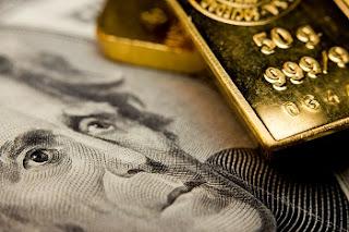 Harga Emas Dipasaran Dunia Dijangka Rendah Minggu Depan