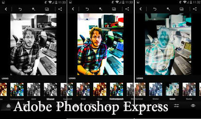 adobe-photoshop-express-apps for mobile 2020