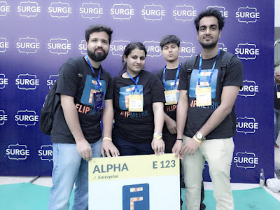 BlueCube Network Launched FlipMetric at Surge 2016 Web Summit